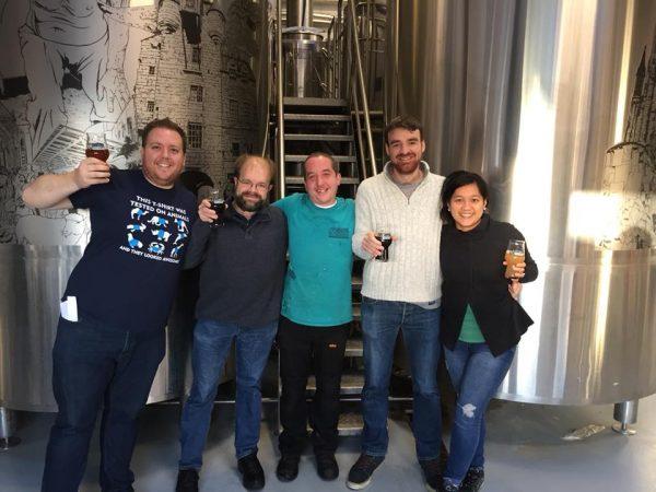 The Beer Brewing Crew,